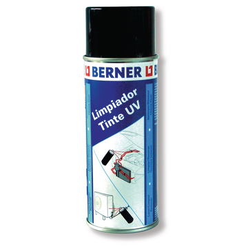 Spray limpiador de tinte, bote 400 ml